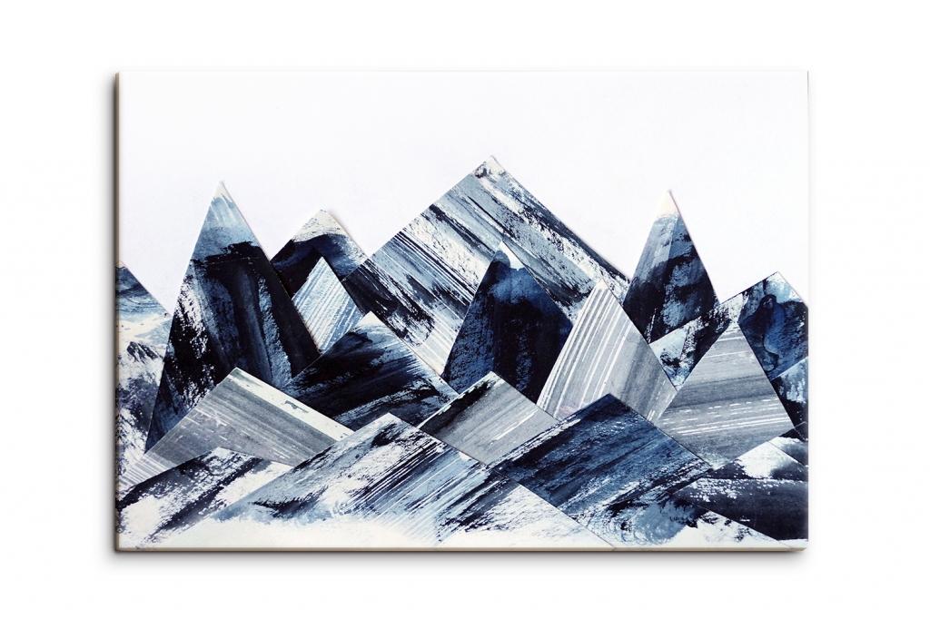 Obraz Abstraktní střepy, 120x80 cm