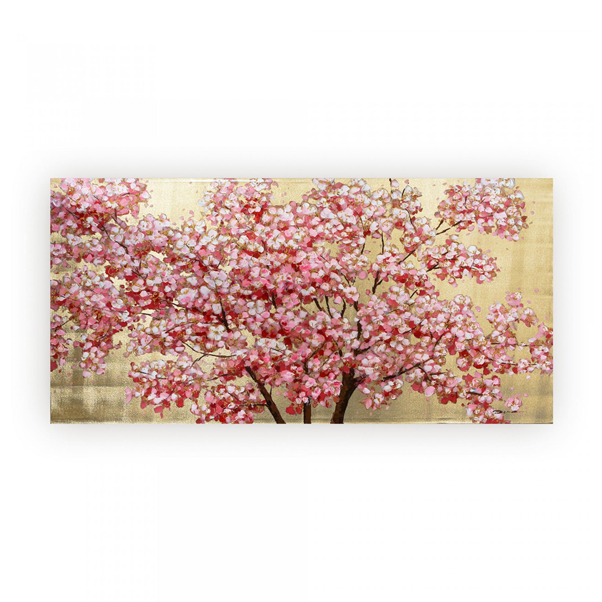 Obraz Cherry Tree, 140 cm, akryl na plátně