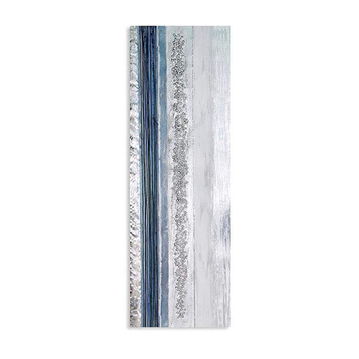 Obraz Lines 180x60 cm, olej na plátně