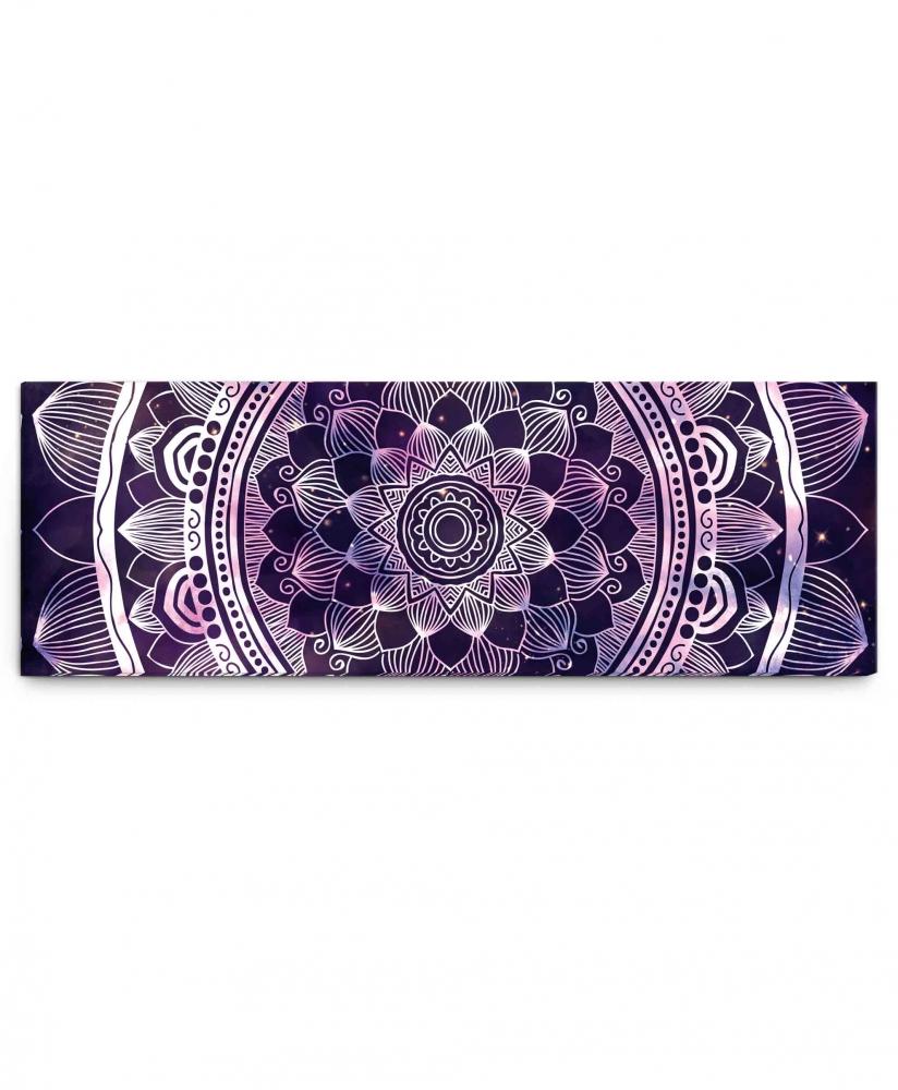 Obraz Magická mandala, 150x50 cm