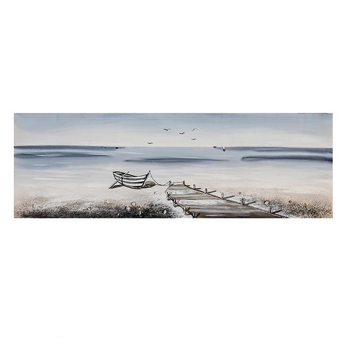 Obraz Moře 150 cm, olej na plátně