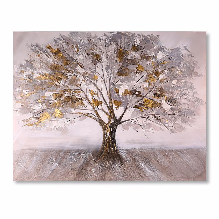 Obraz Oak, 90 cm, olej na plátně
