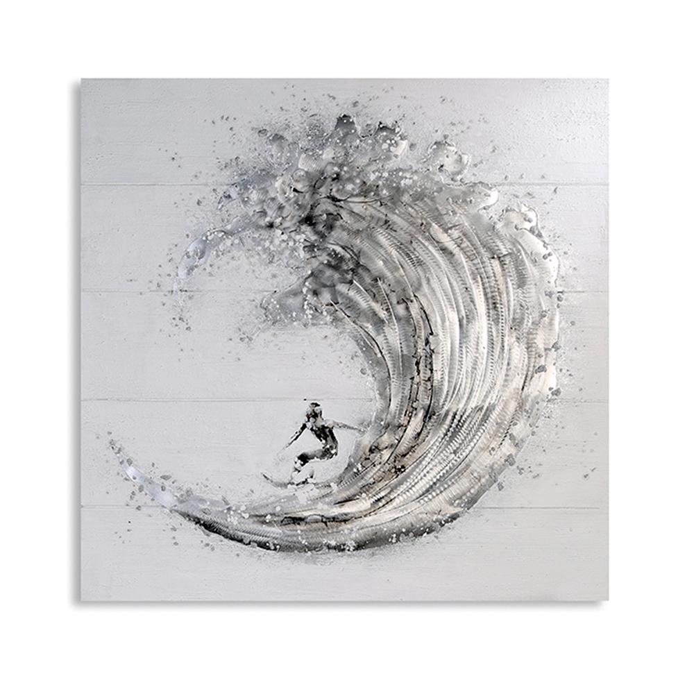 Obraz Surfer 100 cm, olej na plátně