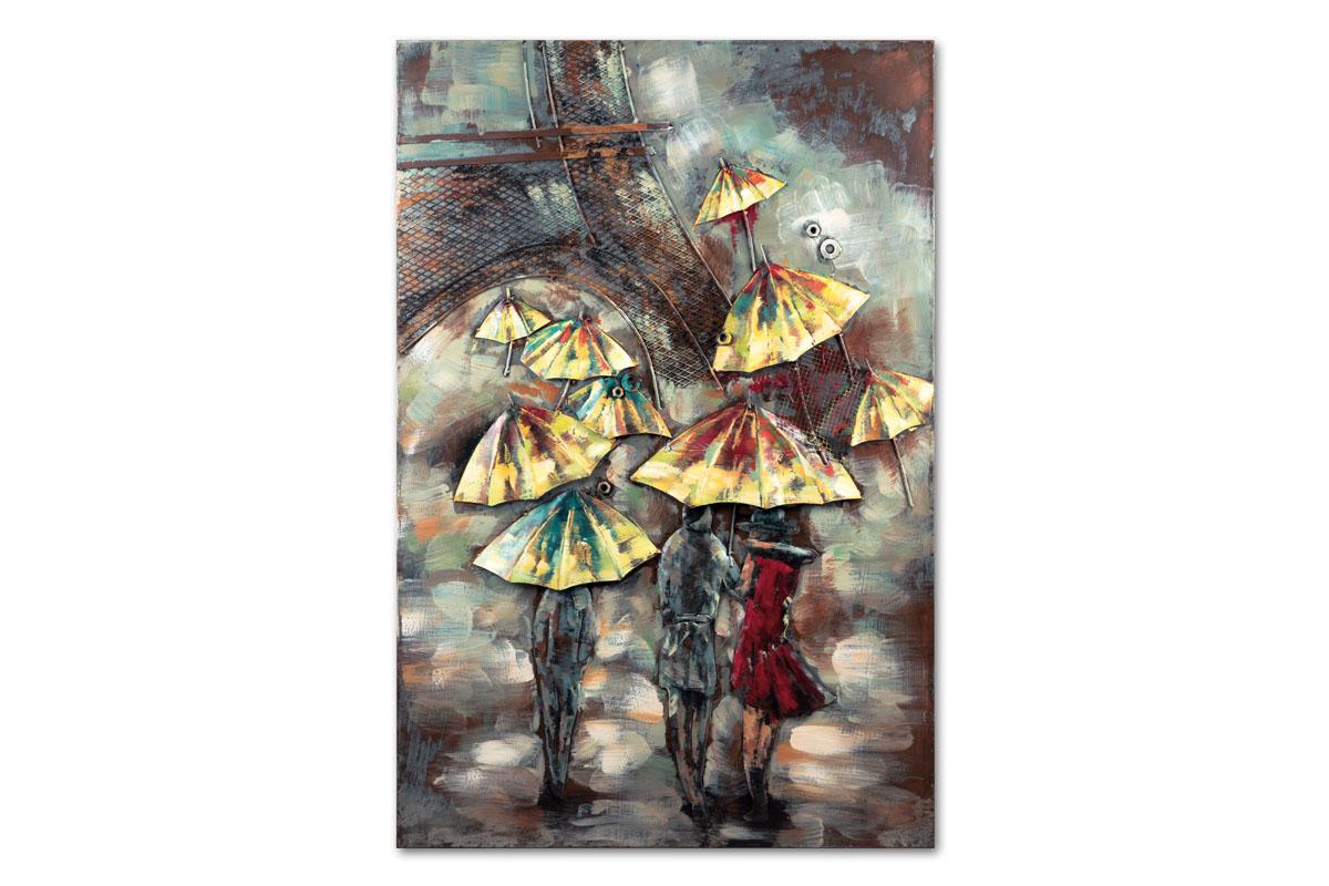 Obraz Tourist, 120 cm, olej na plátně