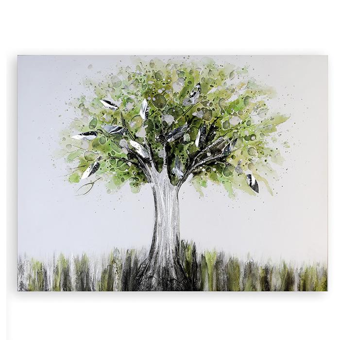 Obraz Tree of life 120 cm, olej na plátně