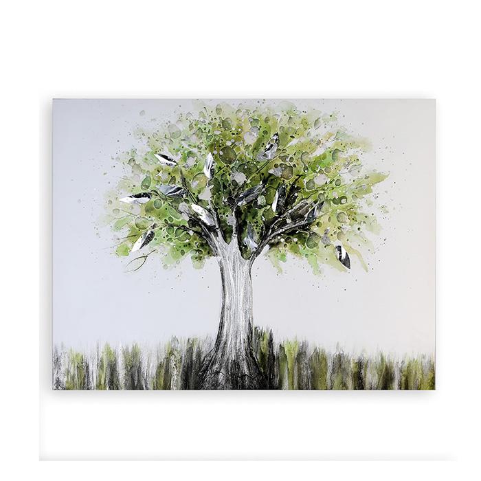 Obraz Tree of life 90 cm, olej na plátně
