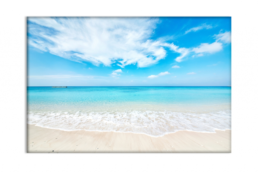 Obraz U moře, 90x60 cm