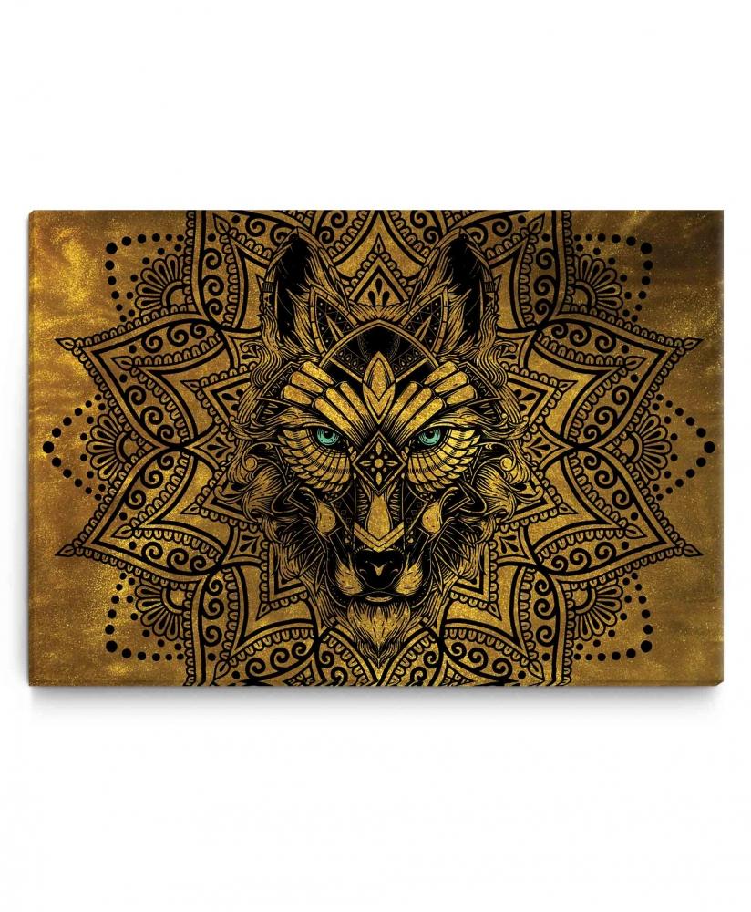 Obraz Vlk, 30x20 cm