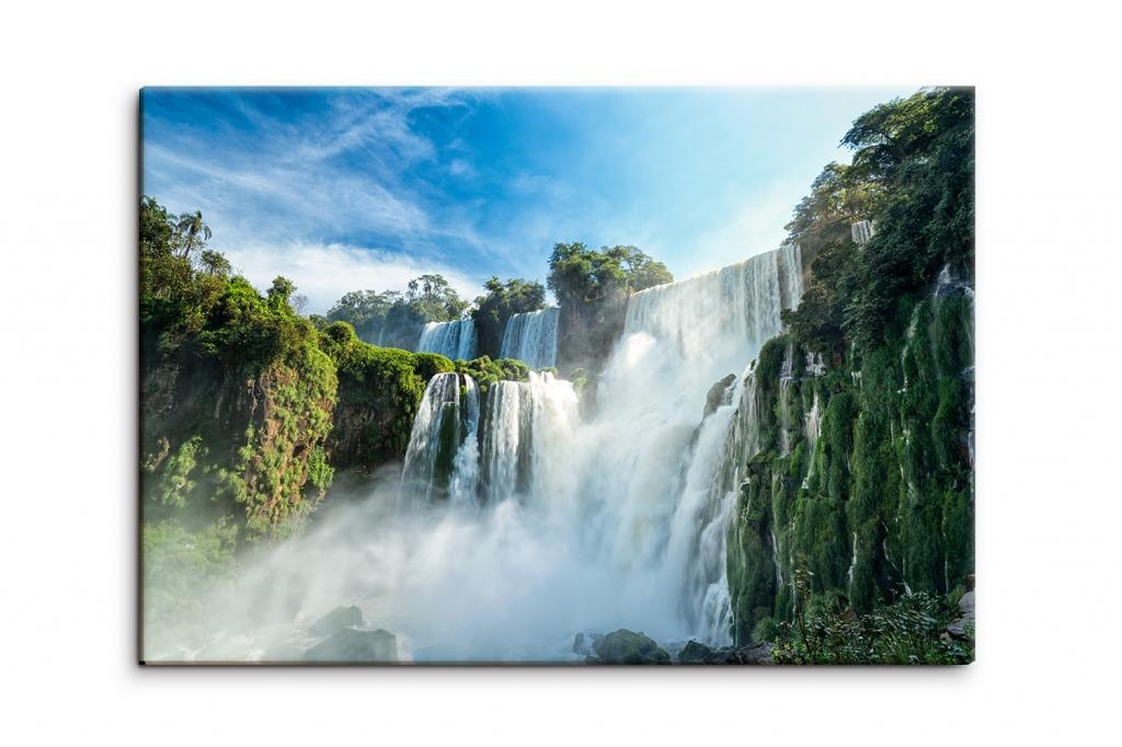 Obraz Vodopád v Argentině, 90x60 cm