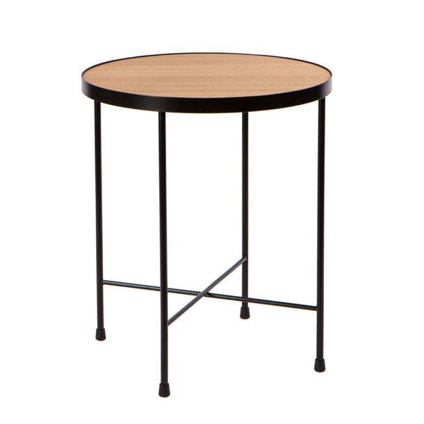 Odkládací / konferenční stolek Treen, 43 cm, dub