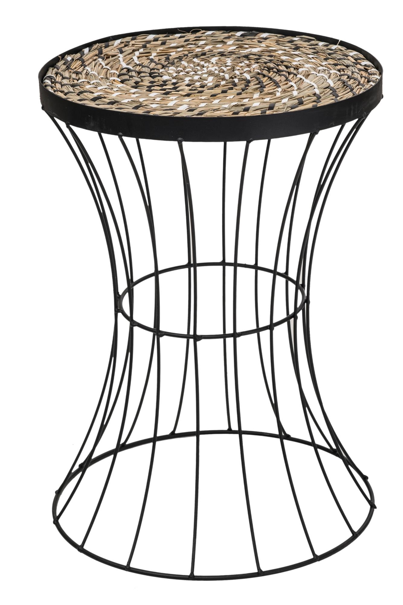 Odkládací stolek Alger, 35,5 cm