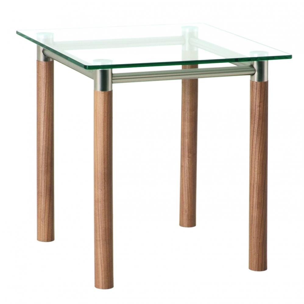 Odkládací stolek Arjun, 43 cm, písková