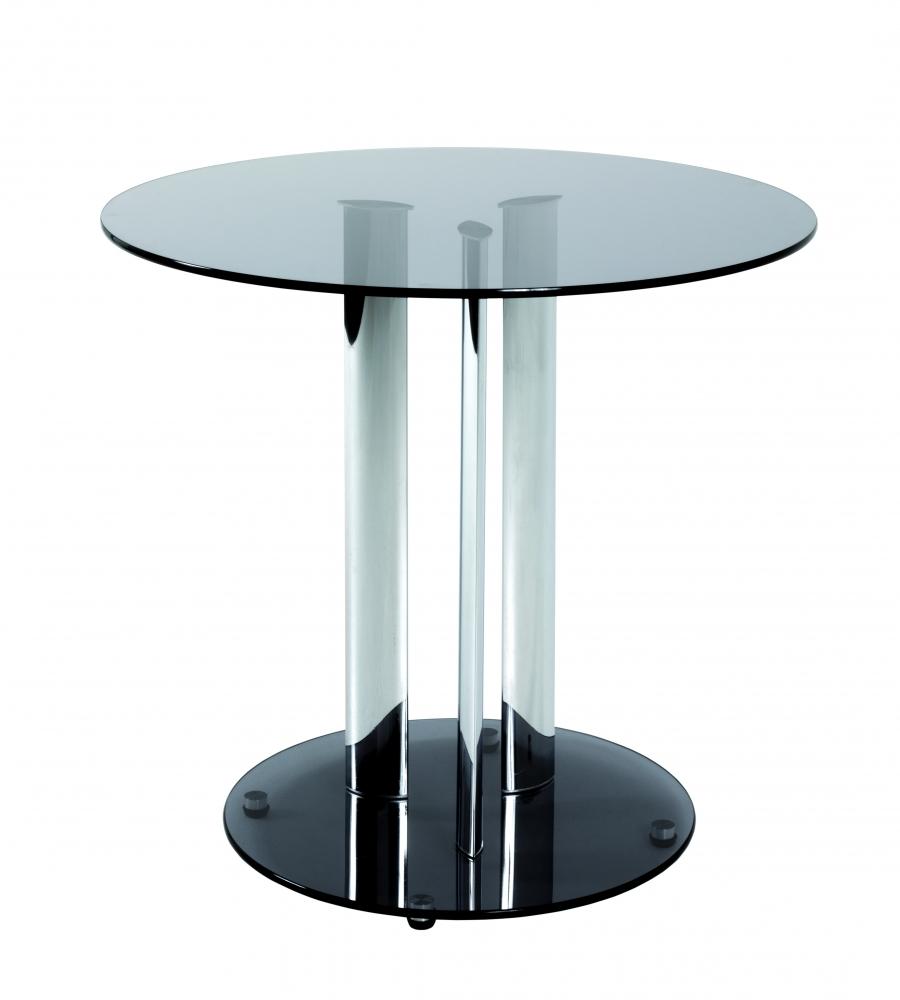 Odkládací stolek Cigy, 57 cm, šedá