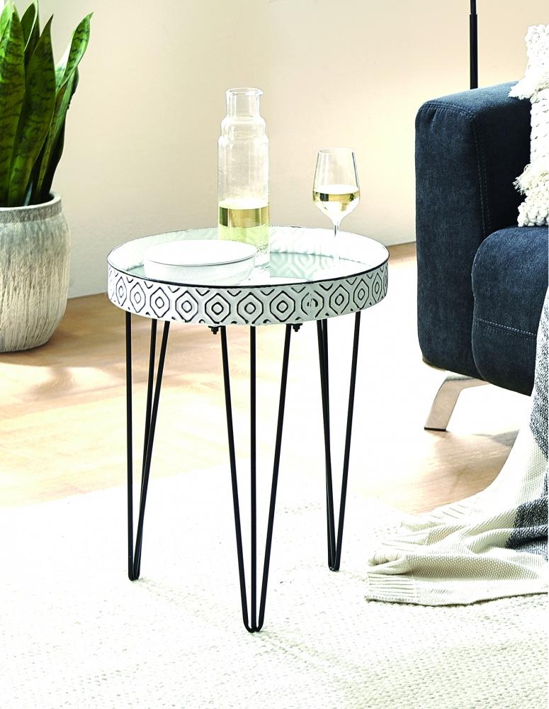 Odkládací stolek Elin, 53 cm