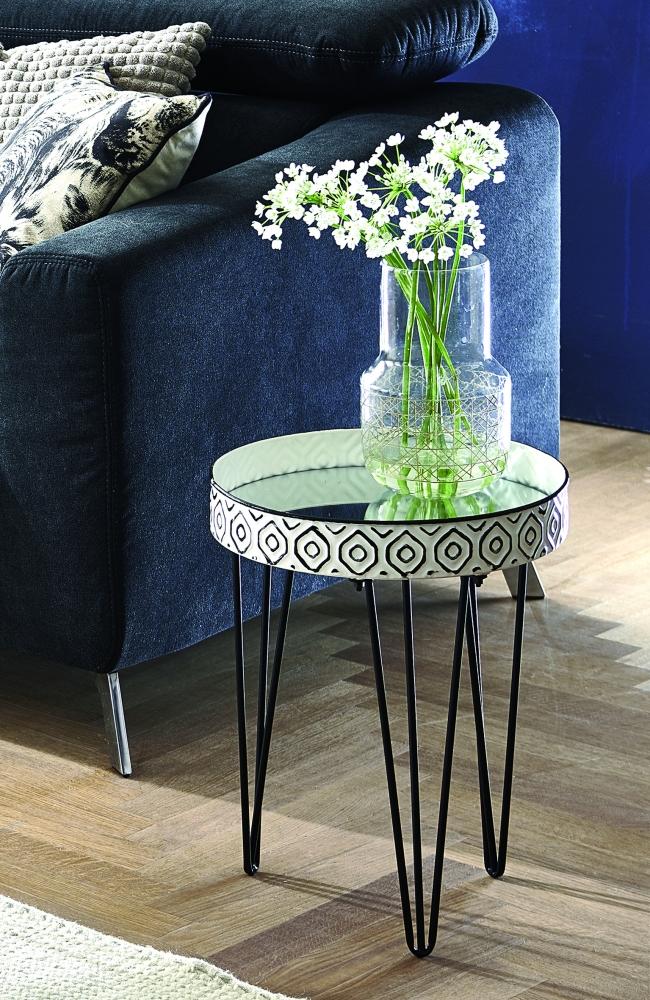 Odkládací stolek Elin I, 46 cm