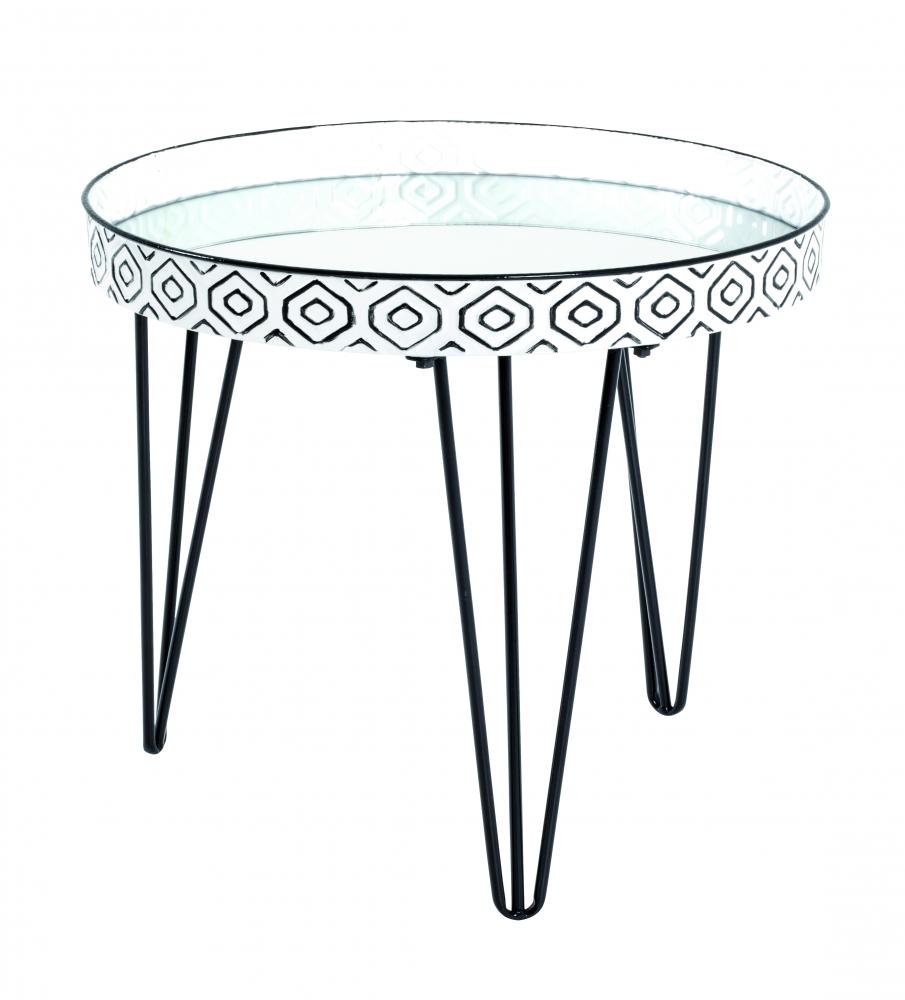 Odkládací stolek Elin II, 46 cm