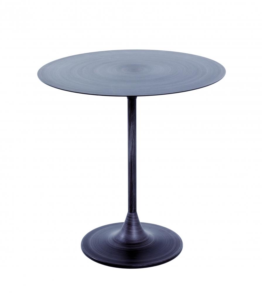 Odkládací stolek Felix I, 47 cm, černá