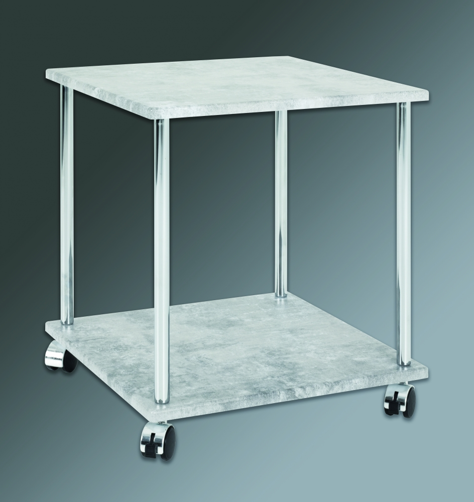 Odkládací stolek Keith I, 45 cm, beton