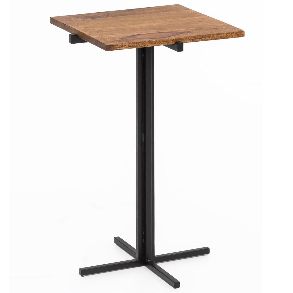 Odkládací stolek Melani, 62 cm, masiv Sheesham