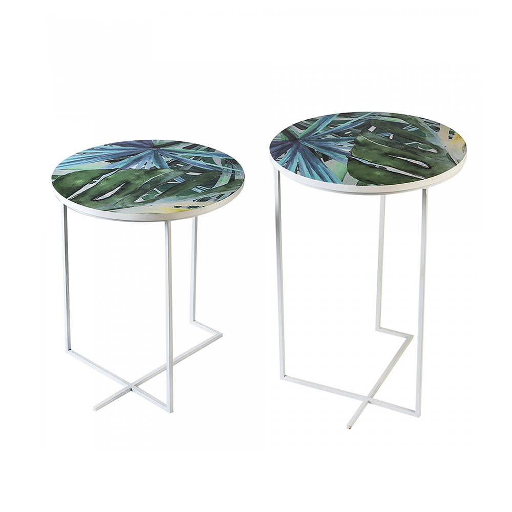 Odkládací stolek Miami, 42x50 cm