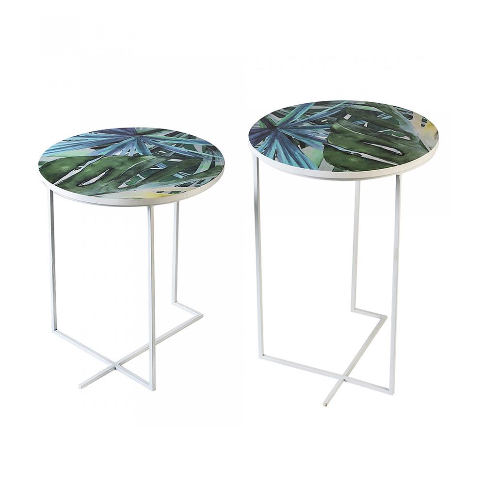 Odkládací stolek Miami, 42x60 cm