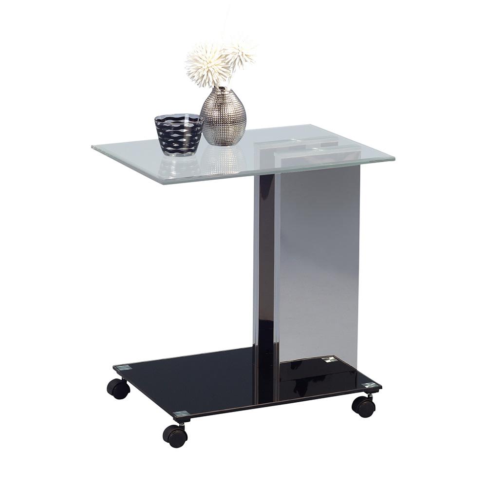 Odkládací stolek na kolečkách Robi, 60 cm
