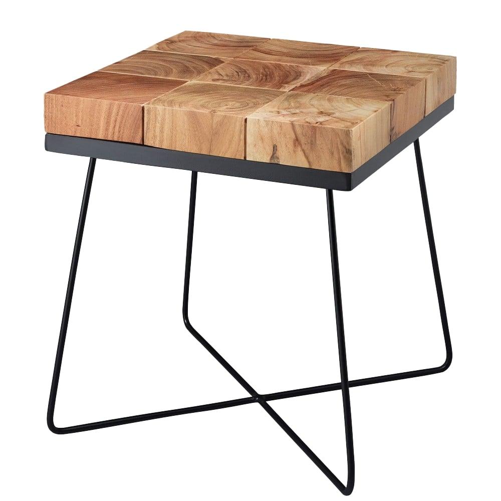 Odkládací stolek Nate, 51 cm, akát