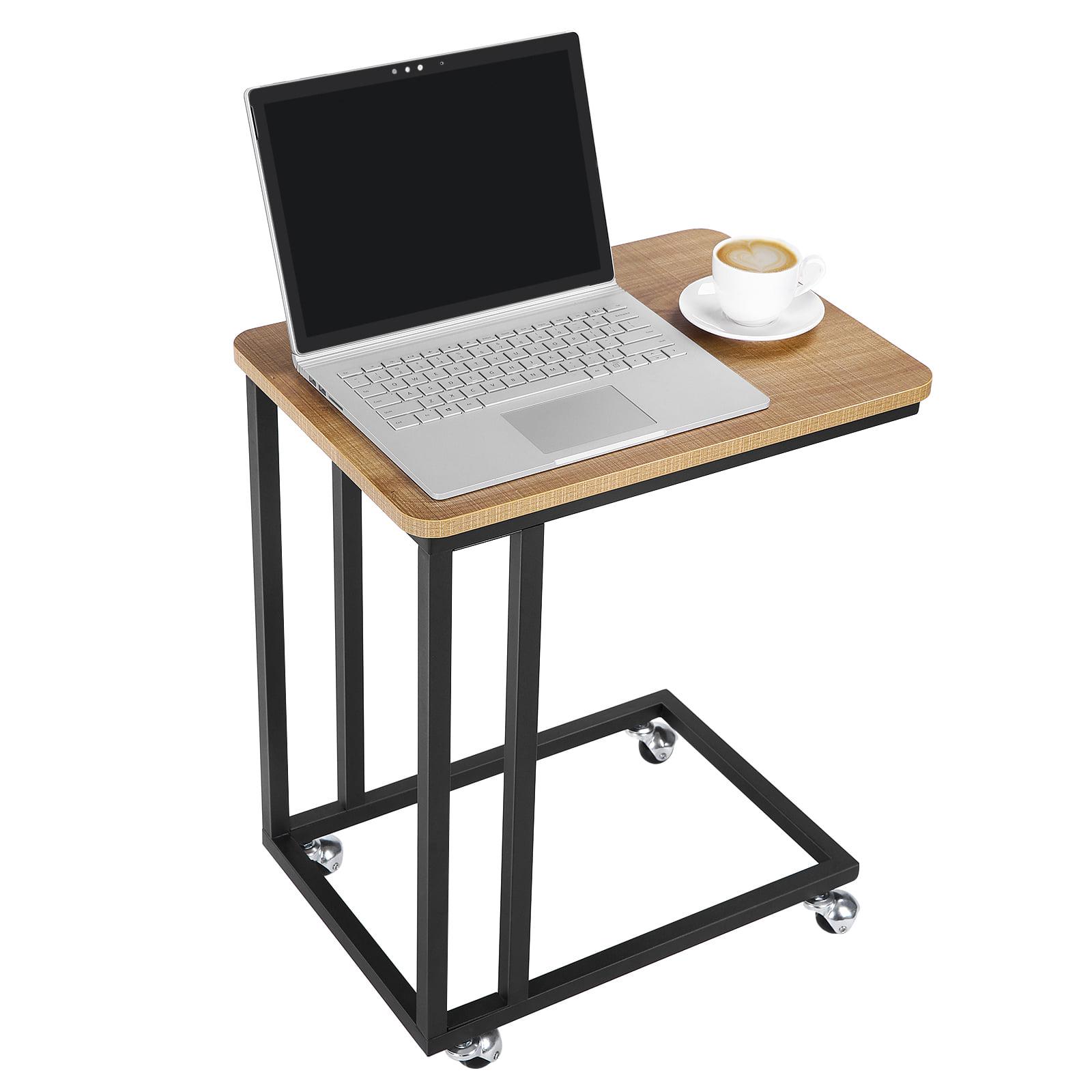 Odkládací stolek Pelo, 60 cm, dub / černá
