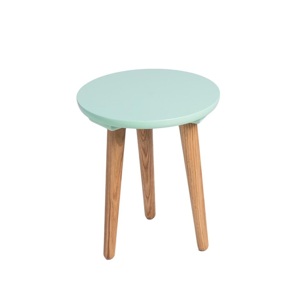 Odkládací stolek Tafel, 30 cm, modrá