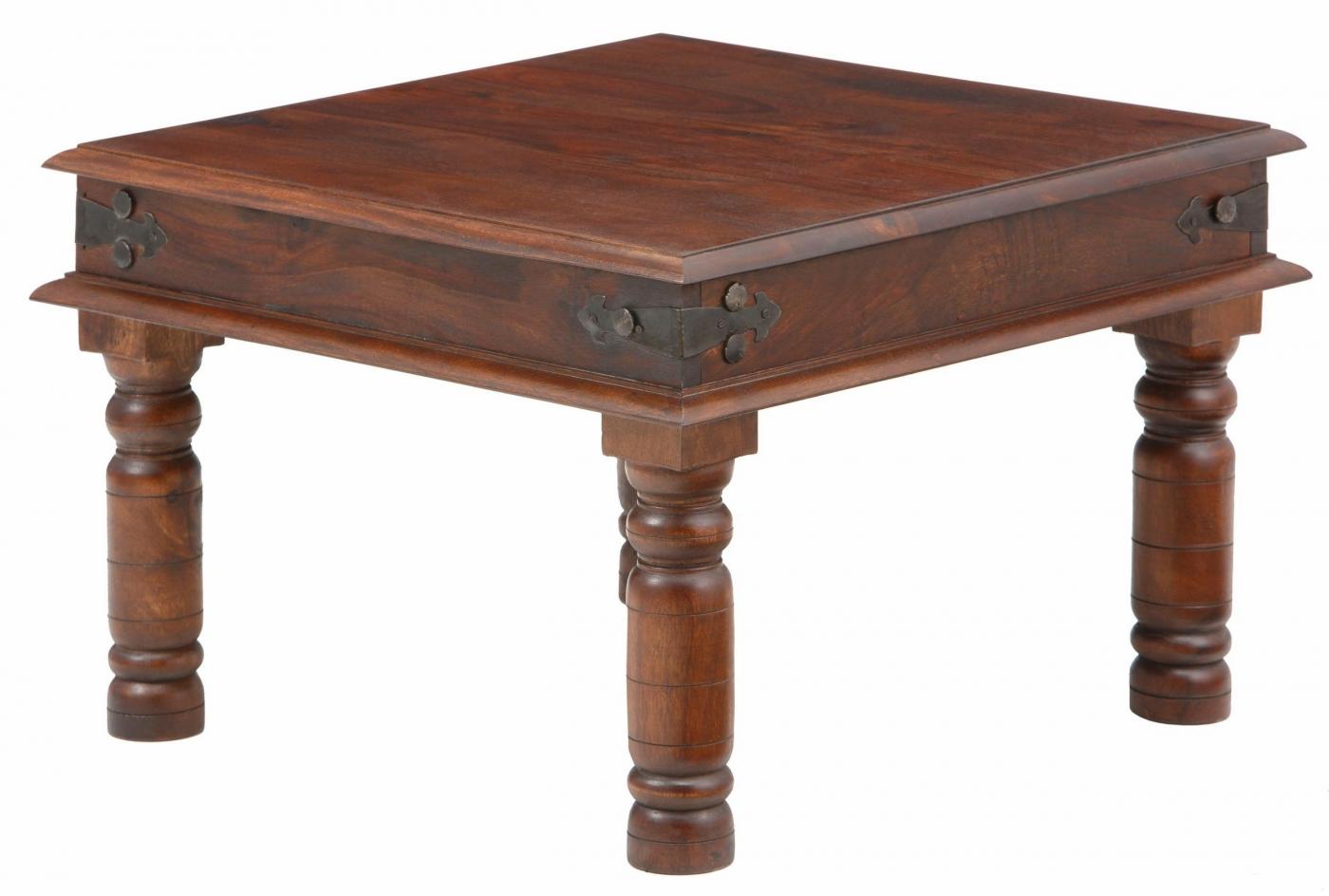 Odkládací stolek Tamara, 60 cm, hnědá