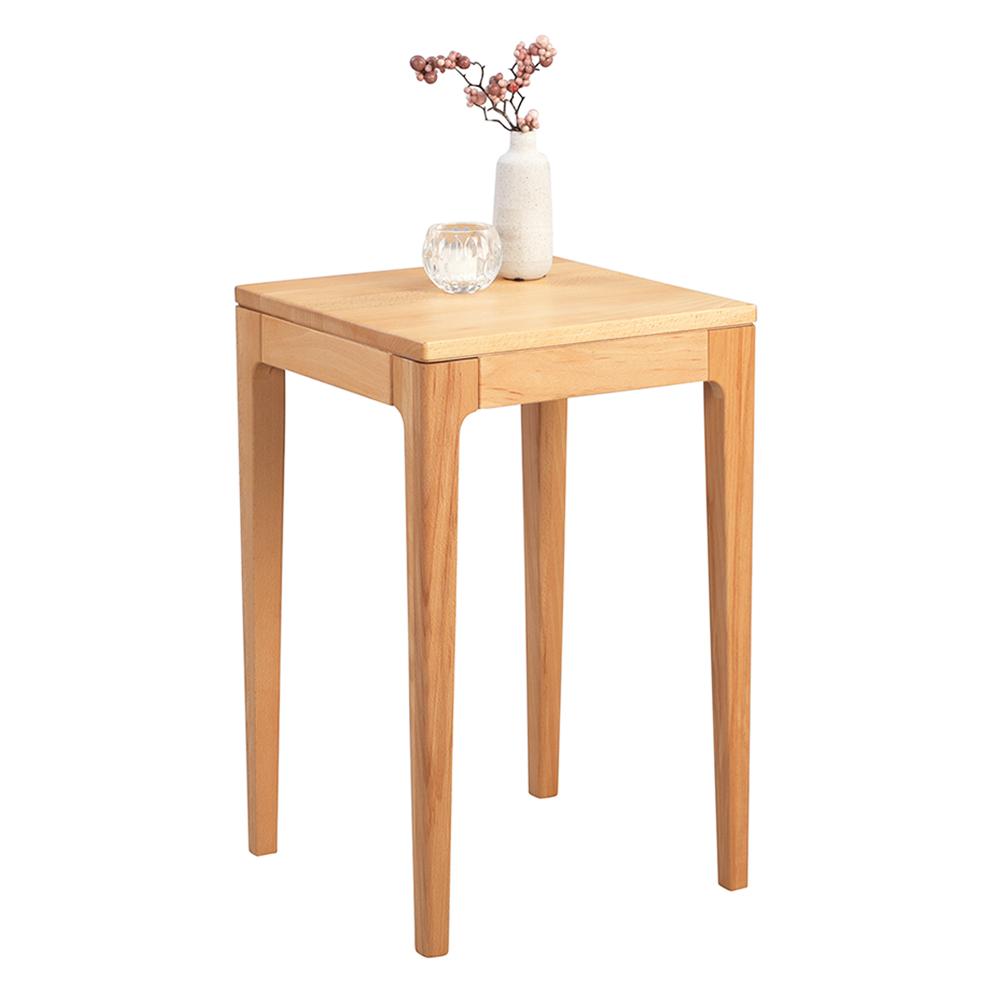 Odkládací stolek Theodor, 38 cm, buk