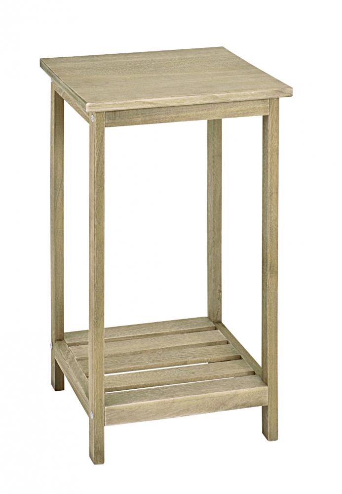 Odkládací stolek Yuri, 59 cm, dub