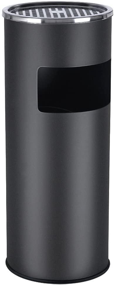 Odpadkový koš Harry, 60,5 cm, černá