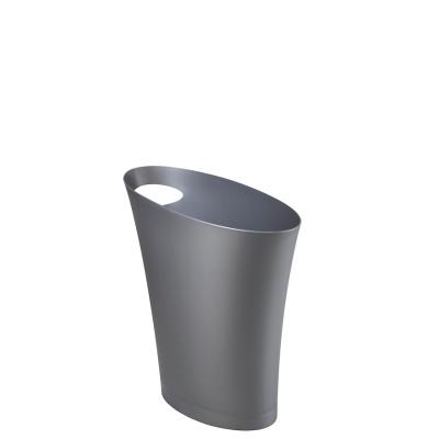 Odpadkový koš Hubert, antracitová