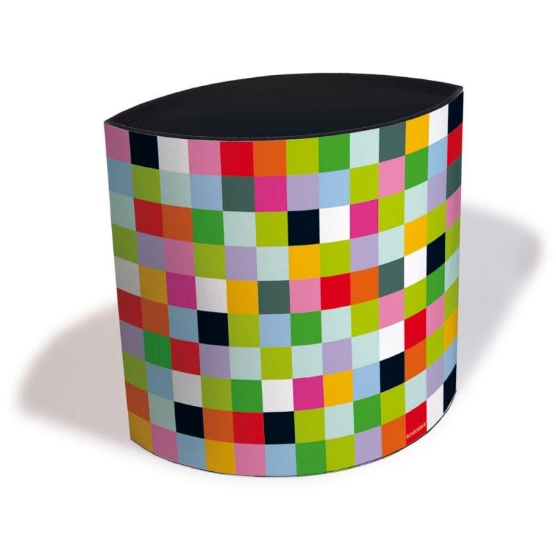 Odpadkový koš Mosaic, 36 cm