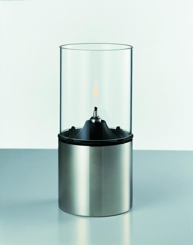 Olejová lampa Classic čiré sklo,18x8,5 cm