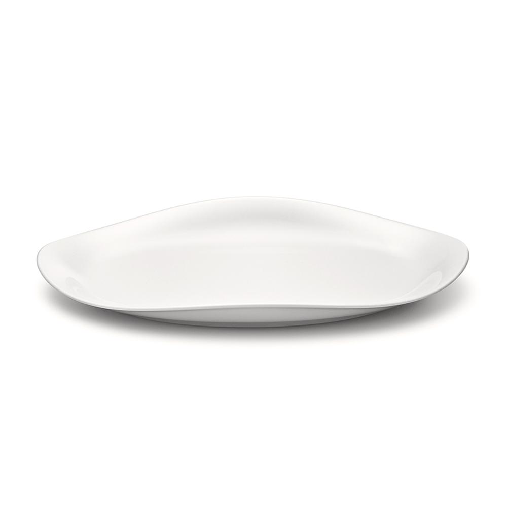 Oválný talíř Cobra, 28 cm