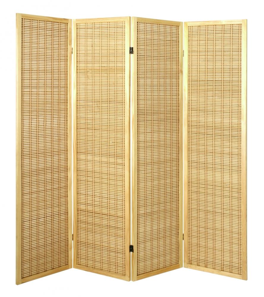 Paravan Bosmon I, 178 cm, bambus