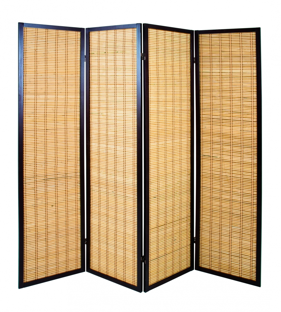 Paravan Bosmon II, 178 cm, bambus