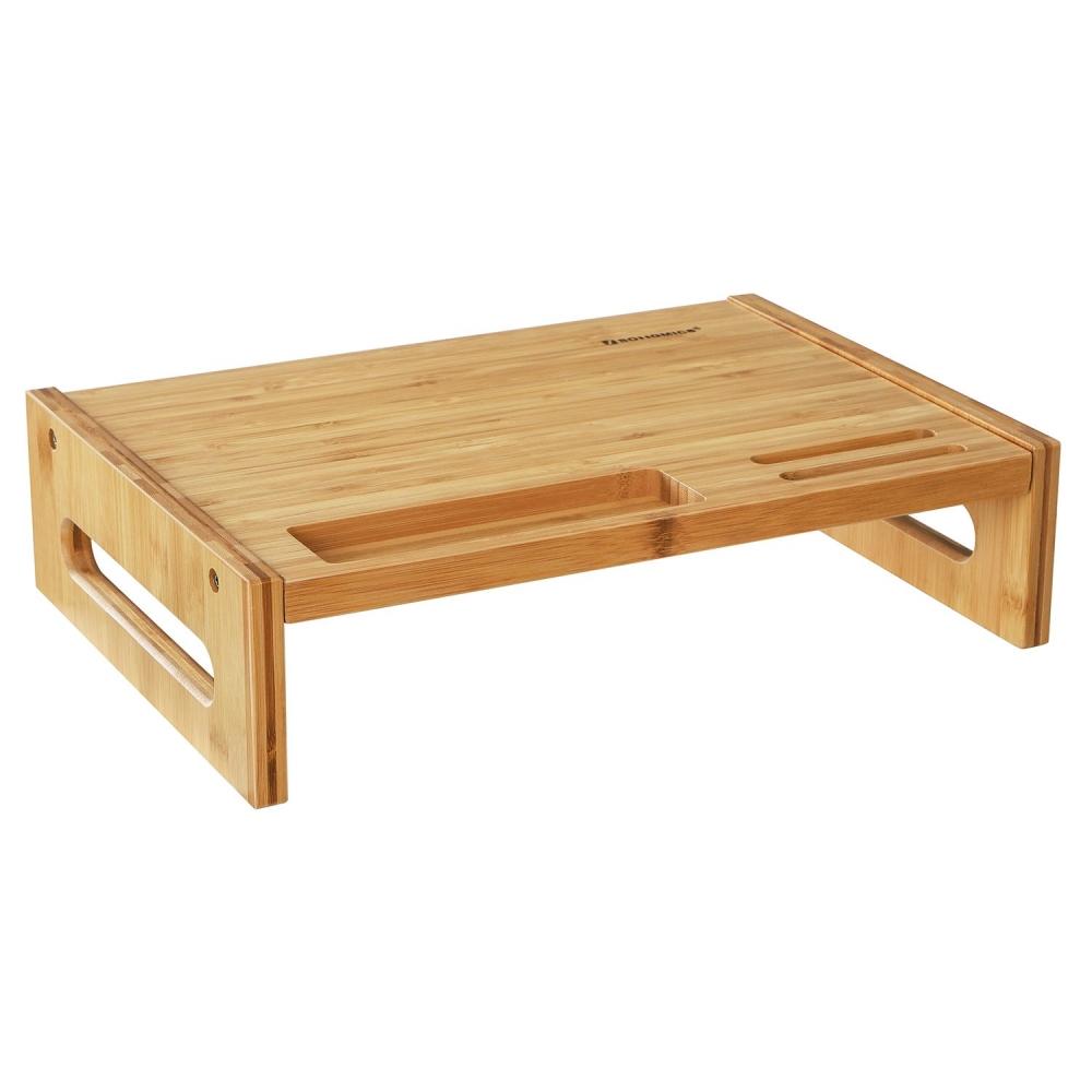 Pc stolek Ramir, 41 cm, bambus