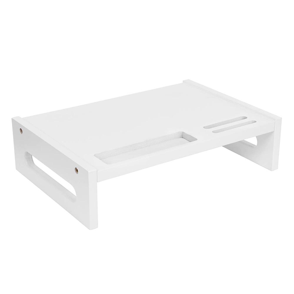 Pc stolek Ramir, 41 cm, bílá