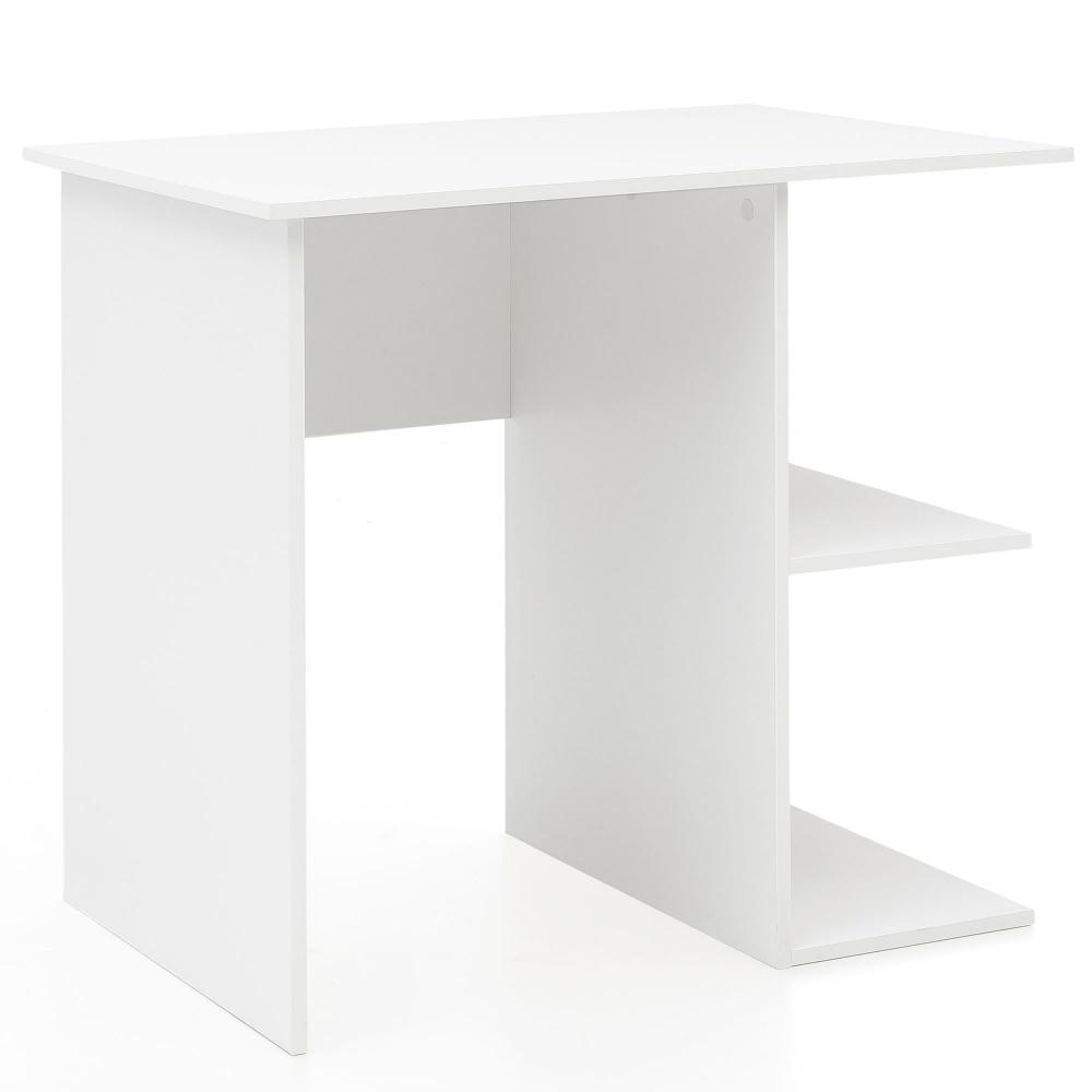 Počítačový stůl Eris, 82 cm, bílá