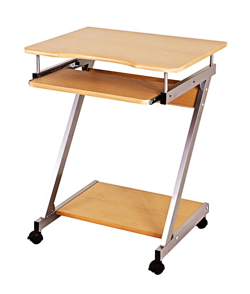 Počítačový stůl Mateo, 75 cm, buk