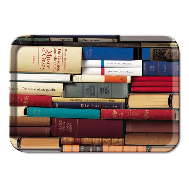 Podnos melaminový Books, 32x23 cm