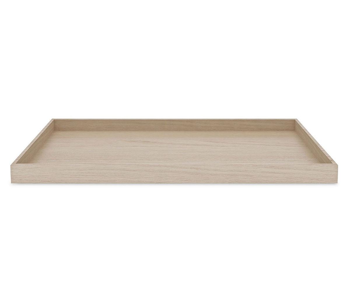 Podnos na skříň Perfect, 70 cm, dub