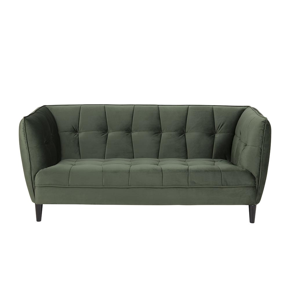 Pohovka 2,5-sedák Joana, 182 cm, zelená