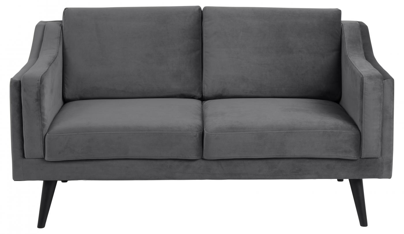 Pohovka Montreal, 151 cm, tmavě šedá
