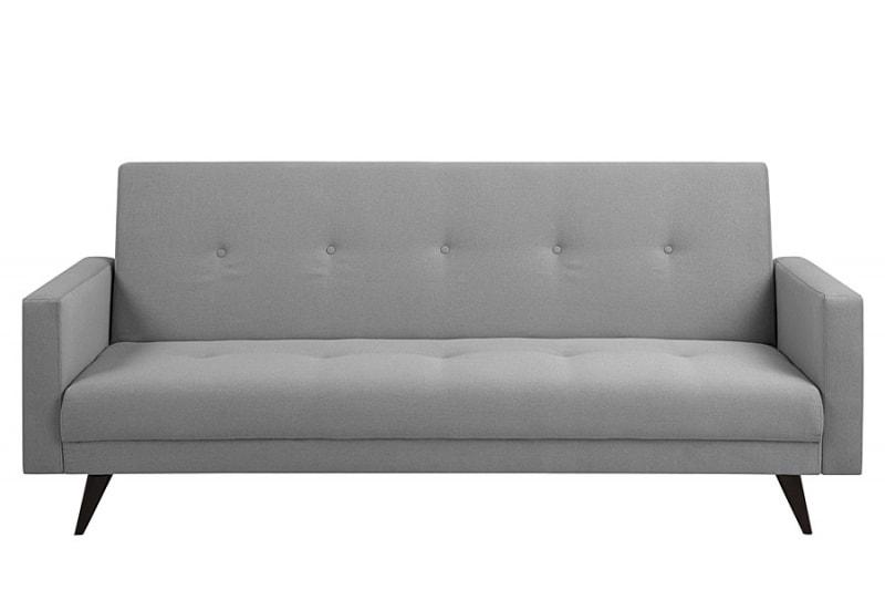 Pohovka rozkladacia Nicola, 217 cm, šedá