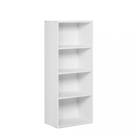 policov reg l kni nica dakota 106 cm biela design outlet. Black Bedroom Furniture Sets. Home Design Ideas