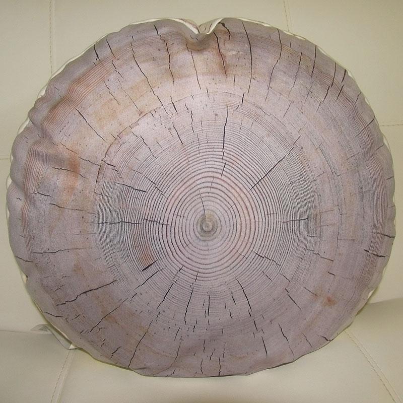 Polštář kulatý Birch, 40 cm